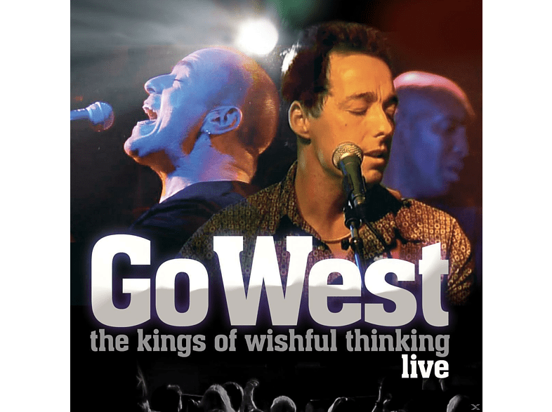 Go West - The Kings Of Wishful Thinking [CD]