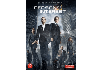 Person Of Interest - Seizoen 4 - DVD
