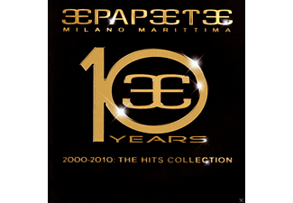 VARIOUS - Papeete 10 Years: 2000-2010 The Hits Collection - (CD)