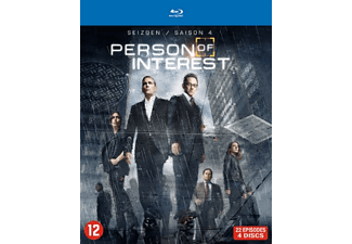 Person Of Interest - Seizoen 4 - Blu-ray