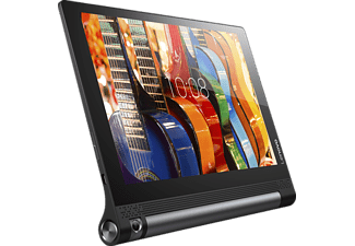 LENOVO YOGA Tab 3 10, Tablet mit 10.1 Zoll, 16 GB, 2 GB RAM, Android 5.1 (OTA-Update auf Android 6.0), Schwarz