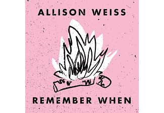 "Allison Weiss - Remember When (12"" Black/Grey Coloured) - (Vinyl)"