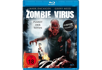Zombie Virus-Planet der Toten - (Blu-ray)