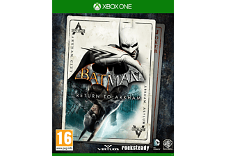 Batman: Return to Arkham für Xbox One