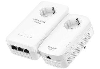 TP-LINK AV1200 Gigabit Passthrough Powerline ac Wi-Fi Kit - (TL-WPA8630P KIT)