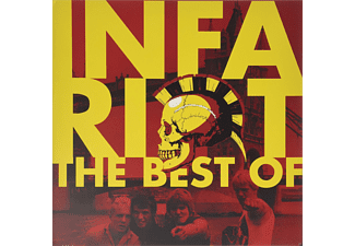 Infa Riot - The Best Of Infa-Riot - (Vinyl)