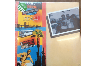 Uk Subs - Huntington Beach (Limited Edition) - (Vinyl)