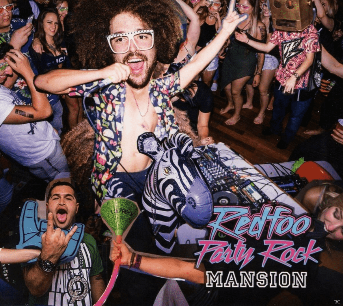 Redfoo - Party Rock Mansion (Explicit) - (CD)