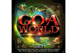 VARIOUS - Goa World Vol.2 - (CD)