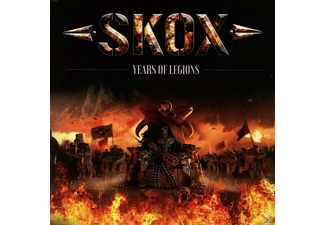 Skox - Years Of Legions - (CD)