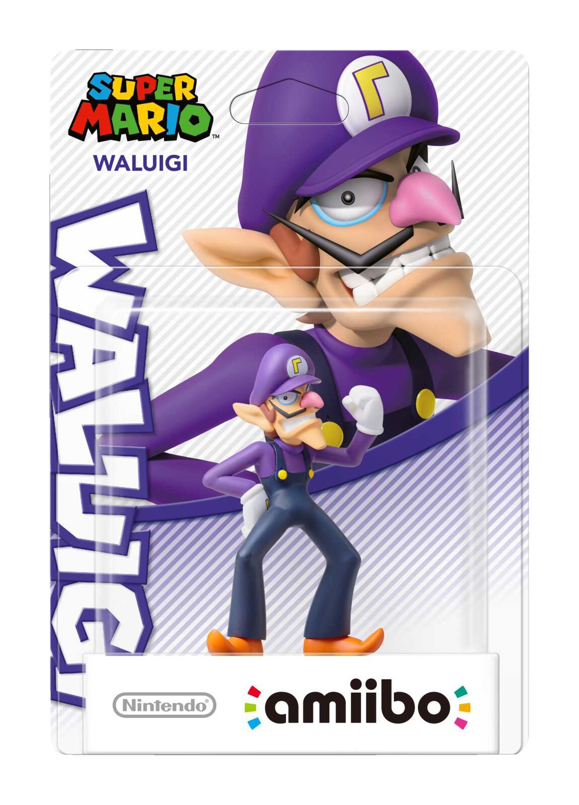 AMIIBO Waluigi - amiibo Super Mario Collection Spielfigur ...