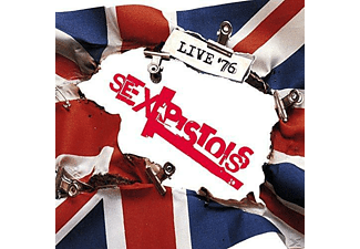 The Sex Pistols - Live 76 (Ltd.Edt.) - (Vinyl)