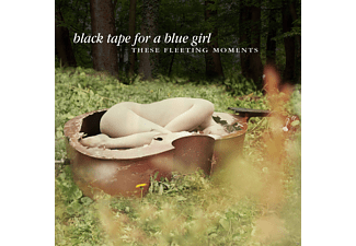 Black Tape For A Blue Girl - These Fleeting Moments - (CD)