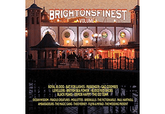 VARIOUS - Brightons Finest - (Vinyl)