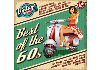 VARIOUS - Best Of The 60's-Vintage Collection - (CD)
