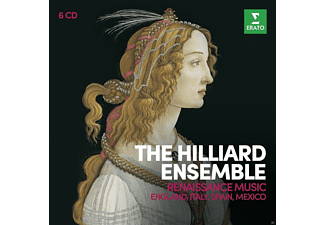 Hilliard Ensemble - Renaissance Music - (CD)
