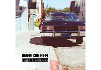 American Hi-fi - Blood & Lemonade (Ltd.Vinyl) - (Vinyl)