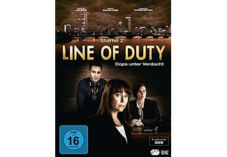 Line of Duty - Cops unter Verdacht - Season 2 [DVD]