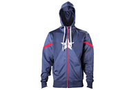 Captain America Hoodie -XL- Civil War