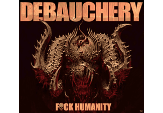 Debauchery - F*ck Humanity (Ltd.Gatefold) - (Vinyl)