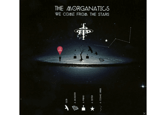The Morganatics - We Come From The Stars - (CD)
