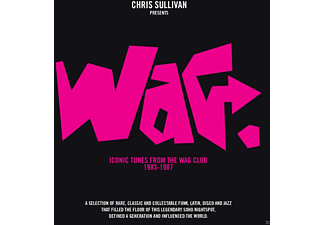 VARIOUS - Chris Sullivan Presents The Wag - (CD)
