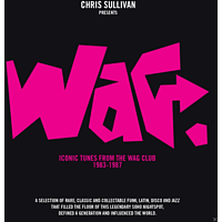 VARIOUS - Chris Sullivan Presents The Wag [CD]