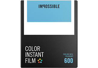IMPOSSIBLE Color Instant Film 600