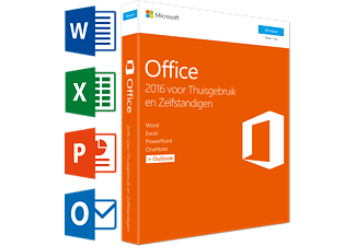 Office Home and Business 2016 (NL) | 1 PC