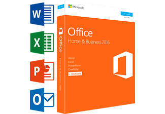 Office Home and Business 2016 (UK) | 1 PC