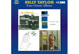 Billy Taylor - Four Classic Albums - (CD)