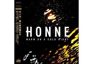 Honne - Warm On A Cold Night - (CD)