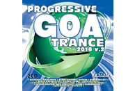 VARIOUS - Progressive Goa Trance  2016 Vol.2 [CD]