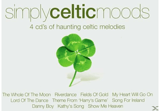 VARIOUS - Simply Celtic Moods - (CD)