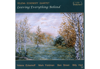 Yelena Eckemoff Quartet - Leaving Everything Behind - (CD)