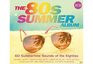 VARIOUS - The 80's Summer Album - (CD)