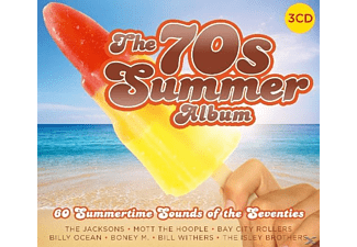 VARIOUS - The 70's Summer Album - (CD)