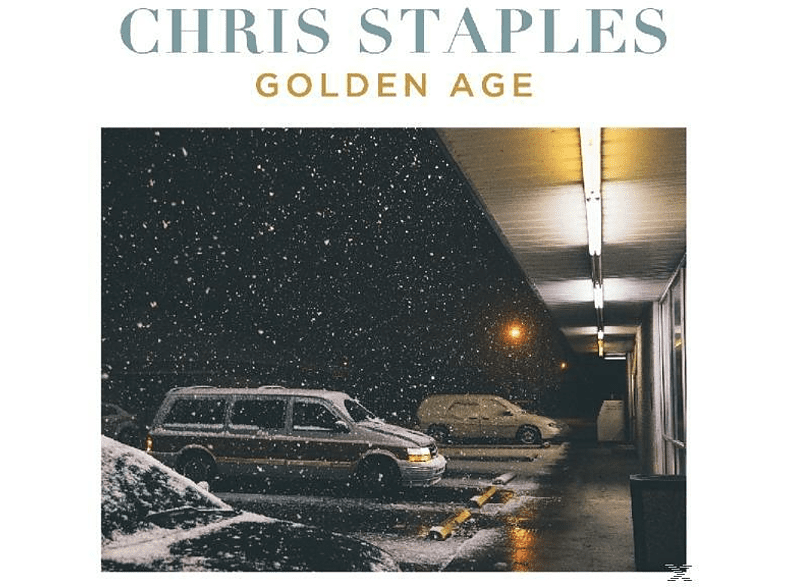 Chris Staples - Golden Age [CD]