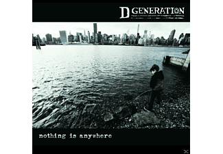 D Generation - Nothing Is Anywhere - (Vinyl)