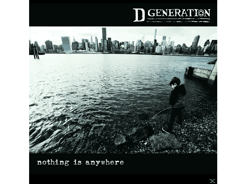 D Generation - Nothing Is Anywhere [Vinyl]