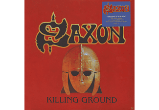 Saxon - Killing Ground - (Vinyl)