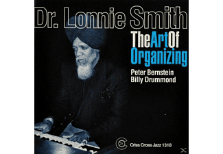 SMITH, DR, LONNIE - The Art Of Organizing - (CD)