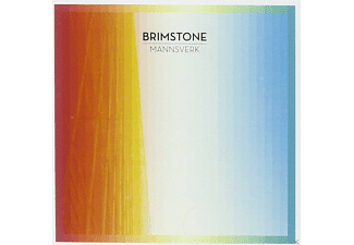 Brimstone - Mannsverk - (CD)