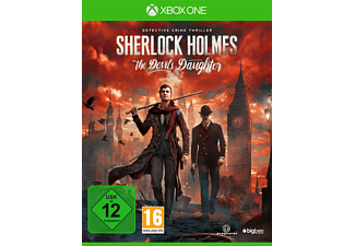 Sherlock Holmes - The Devil's Daughter - Xbox One
