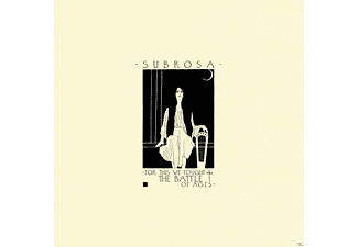 Subrosa - For This We Fought The Battle For Ages (Double Vin - (Vinyl)
