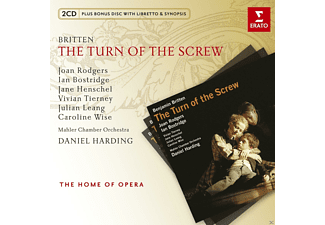 Ian Bostridge, Joan Rodgers, Julian Leang, Caroline Wise, Jane Henschel, Vivian Tierney, Mahler Chamber Orchestra - The Turn Of The Screw - (CD + CD-ROM)