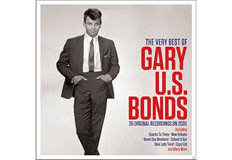Gary U.S. Bonds - Very Best Of - (CD)