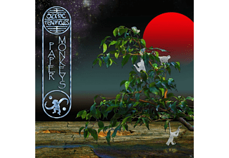 The Ozric Tentacles - Paper Monkeys - (CD)