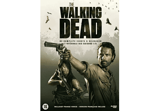 The Walking Dead Seizoen 1 - 5 DVD
