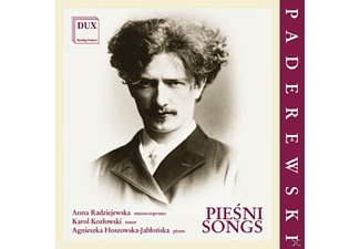 VARIOUS - Pieśni Songs - (CD)